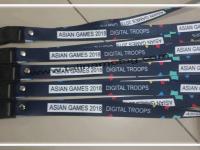 Tali Name Tag Asian Games 2018